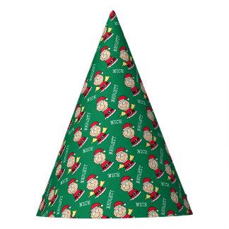Chapéu De Festa Duendes do Natal impertinentes ou agradáveis