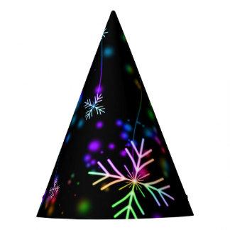 Chapéu De Festa Estrela da neve