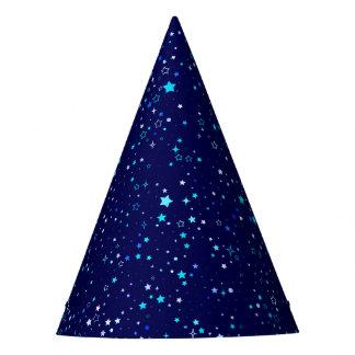 Chapéu De Festa Estrelas azuis 2