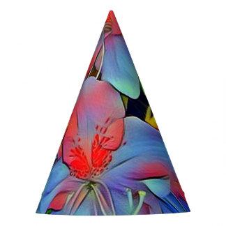 Chapéu De Festa Flores maravilhosas florais de ArtStudio
