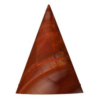 Chapéu De Festa Fractal do reino da oxidação