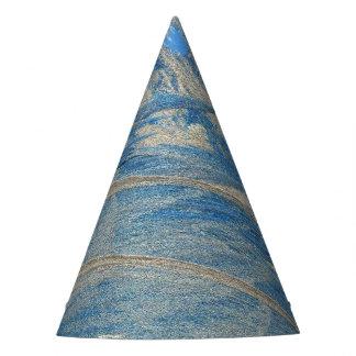 Chapéu De Festa Frost azul