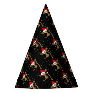 Chapéu De Festa Girafa do Natal
