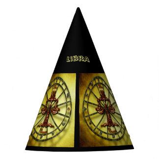 Chapéu De Festa Horóscopo do design da astrologia do zodíaco do