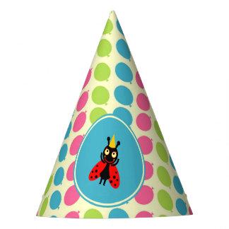 Chapéu De Festa Joaninhas e festa de aniversário das crianças dos