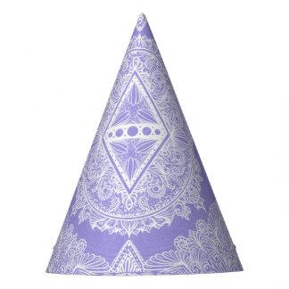 Chapéu De Festa Lilac, idade do despertar, bohemian, newage
