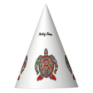 Chapéu De Festa Linha decorativa floral decorativa arte da