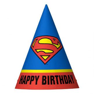 Chapéu De Festa Logotipo clássico do superman | da história em