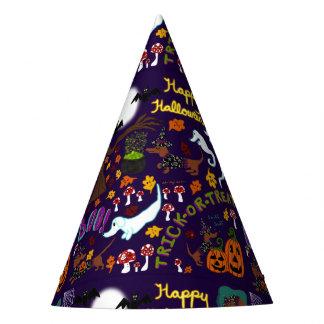 Chapéu De Festa O Dia das Bruxas do Dachshund da diva