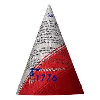 Chapéu De Festa O espaço temporal 1776 de ABH