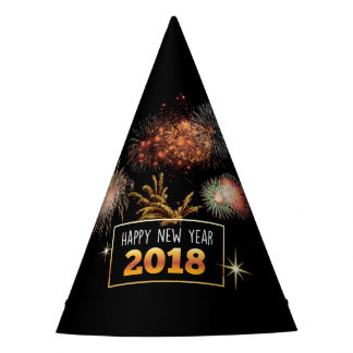 Chapéu De Festa O feliz ano novo 2018