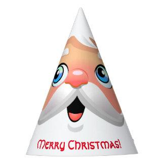 Chapéu De Festa Papai Noel cheirado vermelho engraçado