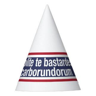 Chapéu De Festa Partido da destituição