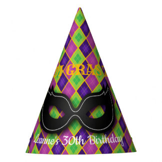 Chapéu De Festa Partido do carnaval de Argyle
