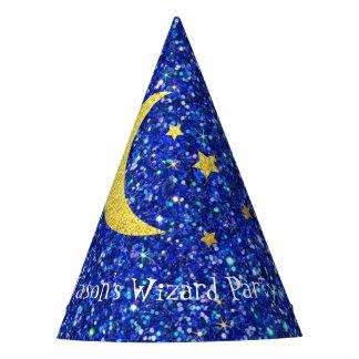 Chapéu De Festa Partido do feiticeiro seu texto