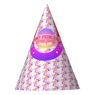 Chapéu De Festa Princesa do pônei