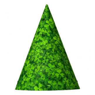 Chapéu De Festa Santo irlandês Patrick da fotografia dos trevos do