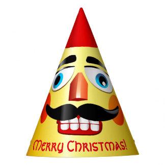 Chapéu De Festa Soldado de brinquedo aguçado do Nutcracker do Xmas