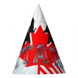 Chapéu De Festa T Ottawa