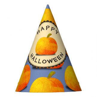 Chapéu De Festa Teste padrão o Dia das Bruxas da abóbora