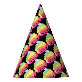 Chapéu De Festa Tombadilho Emoji do arco-íris