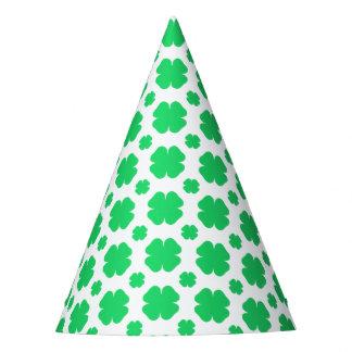 Chapéu De Festa Trevo do dia de Patrick de santo modelado