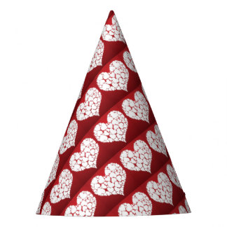 Chapéu De Festa Um cheio do coração do amor