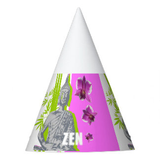 Chapéu de festa ZEN