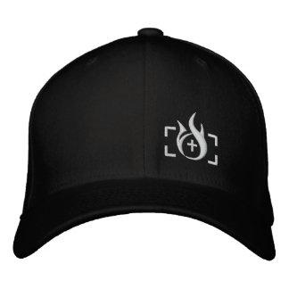 Chapéu de Flexfit do logotipo da tinta do incêndio Boné Bordado