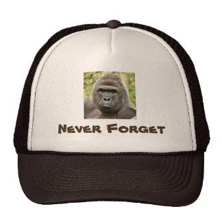 Chapéu de Harambe Boné