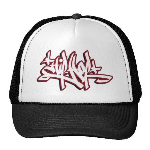 Chapéu de Hip Hop Bones