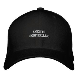 Chapéu de Hospitaller dos cavaleiros Boné Bordado