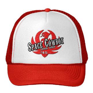 Chapéu de Jason Jones do vaqueiro do espaço Boné
