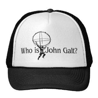 Chapéu de John Galt Boné