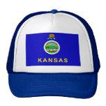 Chapéu de Kansas Bones