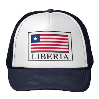Chapéu de Liberia Boné