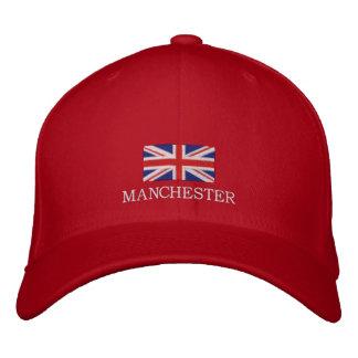 Chapéu de Manchester City - boné da bandeira de