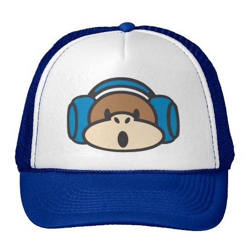Chapéu de Munky da música Bonés
