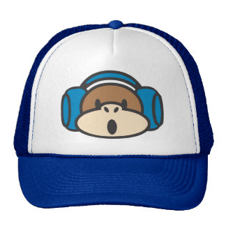 Chapéu de Munky da música Boné