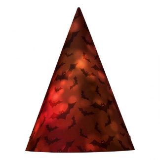 Chapéu de papel feliz do Dia das Bruxas dos