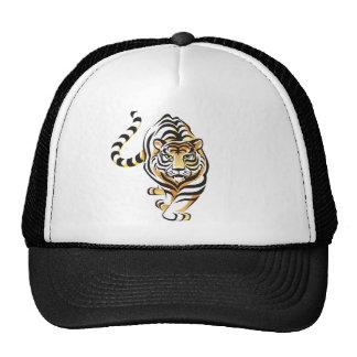 Chapéu de passeio do tigre dos desenhos animados boné