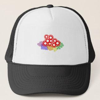 Chapéu de rádio do ícone #02 do orgulho gay boné