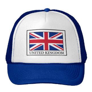 Chapéu de Reino Unido Boné