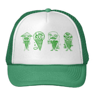 Chapéu de Sean Starwars Bonés