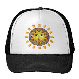 Chapéu de sorriso de Sun Boné