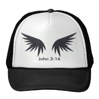 Chapéu de StateofTheory: 3:16 de John Bone