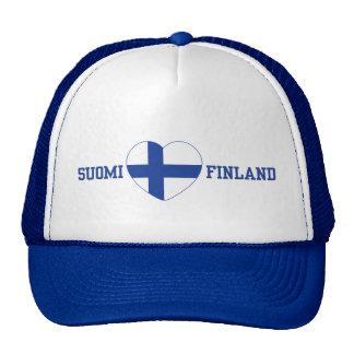 Chapéu de SUOMI FINLANDIA Boné