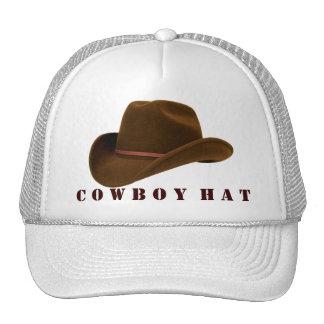 Chapéu de vaqueiro boné