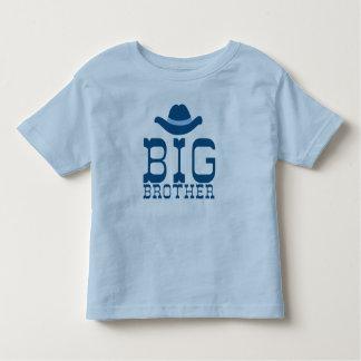 Chapéu de vaqueiro do big brother camiseta