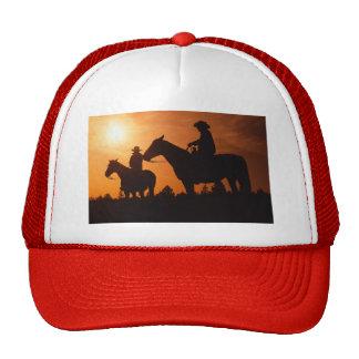 Chapéu de vaqueiro solitário boné